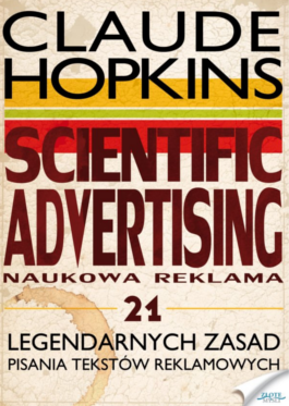Claude Hopkins Naukowa reklama